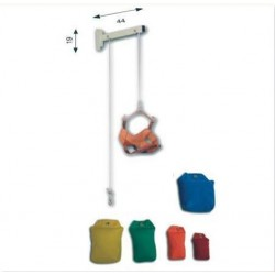 TRACCION CERVICAL DE PARED