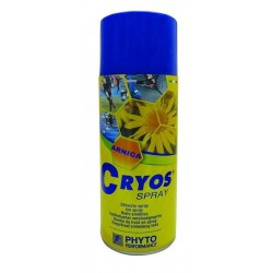 CRYOS SPRAY CON ARNICA (400 ml.)