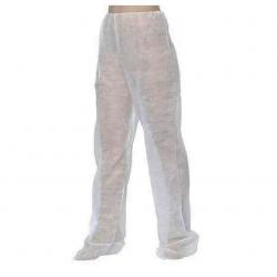 Pantalón desechable...