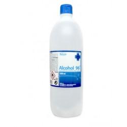 ÁLCOOL ETÍlico 96o (1 litro)