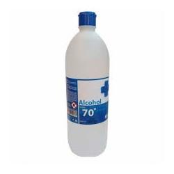 ALCOHOL ETÍLICO 70º (1 litro)