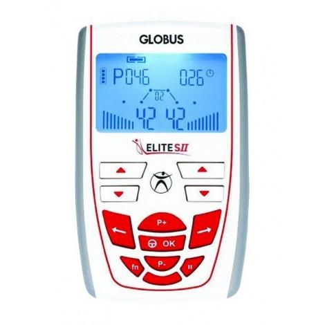 Electroestimulador de 2 canales GLOBUS ELITE SII