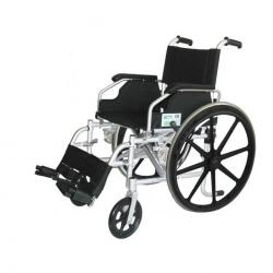 Silla ruedas aluminio T-40...