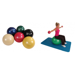 Ballasted EXERCISE BALL