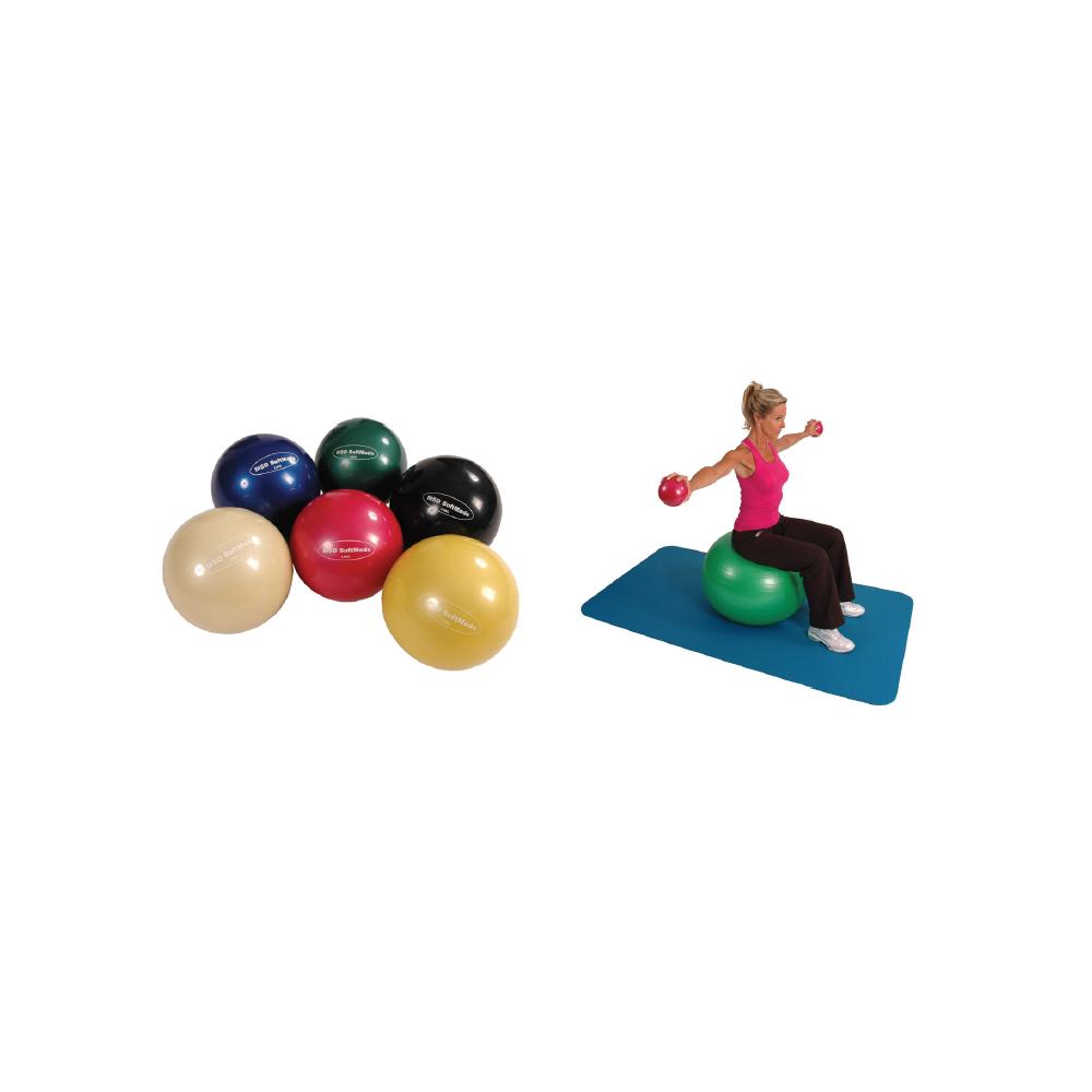 Ballasted EXERCISE BALL