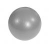 BALON 95 cm PLATA CON INFLADOR