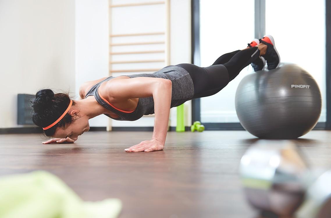 Gimnasia, ejercicio y pilates